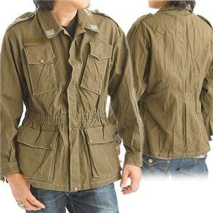 【中古】イタリア軍放出 コンバットジャケット