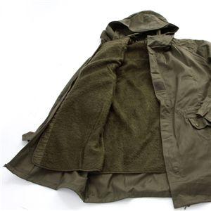 フランス軍 M-64 パーカーライナー付モッズコート軍放出本物