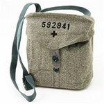 スイス軍本物ガスマスク ショルダーバッグ MM-10701
