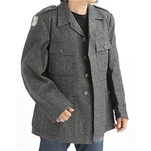 デンマーク軍放出ウールジャケット デットストック